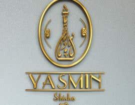 #90 untuk Design a Badge Style Logo for a Shisha / Hookah Company oleh obayomy