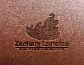 "#34 for Design a Logo for Zachary Lorraine ""hand crafted leather goods"" af ahmad111951"