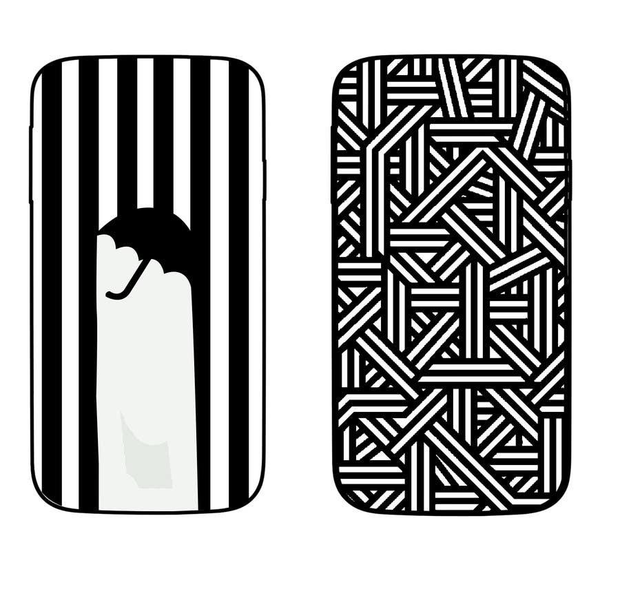 Penyertaan Peraduan #46 untuk Smart Phone Cover Design - Prize pool up to $400 USD
