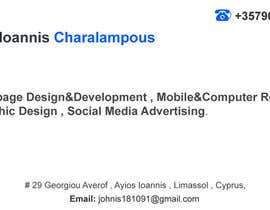 #7 cho Design some Business Cards for an IT Company bởi ganeshbhoopathy5