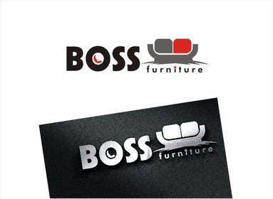 #35 untuk Design a Logo for  Boss Furniture. oleh rajsrijan