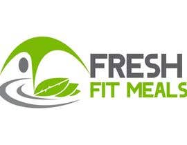femi2c tarafından Design a Logo for Fresh Fit Meals için no 81