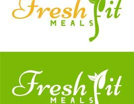 femi2c tarafından Design a Logo for Fresh Fit Meals için no 128