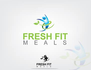 alyymomin tarafından Design a Logo for Fresh Fit Meals için no 95