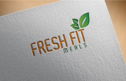 alyymomin tarafından Design a Logo for Fresh Fit Meals için no 105