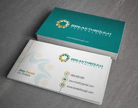 #48 cho Design some Business Cards for a startup bởi toyz86