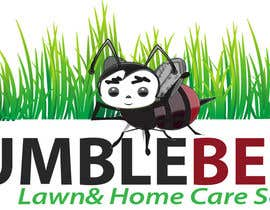 llewlyngrant tarafından Design a Logo for Bumblebees Lawn & Home Care Services LLC için no 30