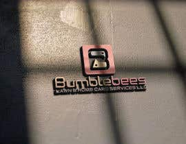 rana60 tarafından Design a Logo for Bumblebees Lawn & Home Care Services LLC için no 65