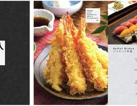 Davinskyler tarafından I need some Graphic Design for high end Japanese Restaurant Menu için no 13