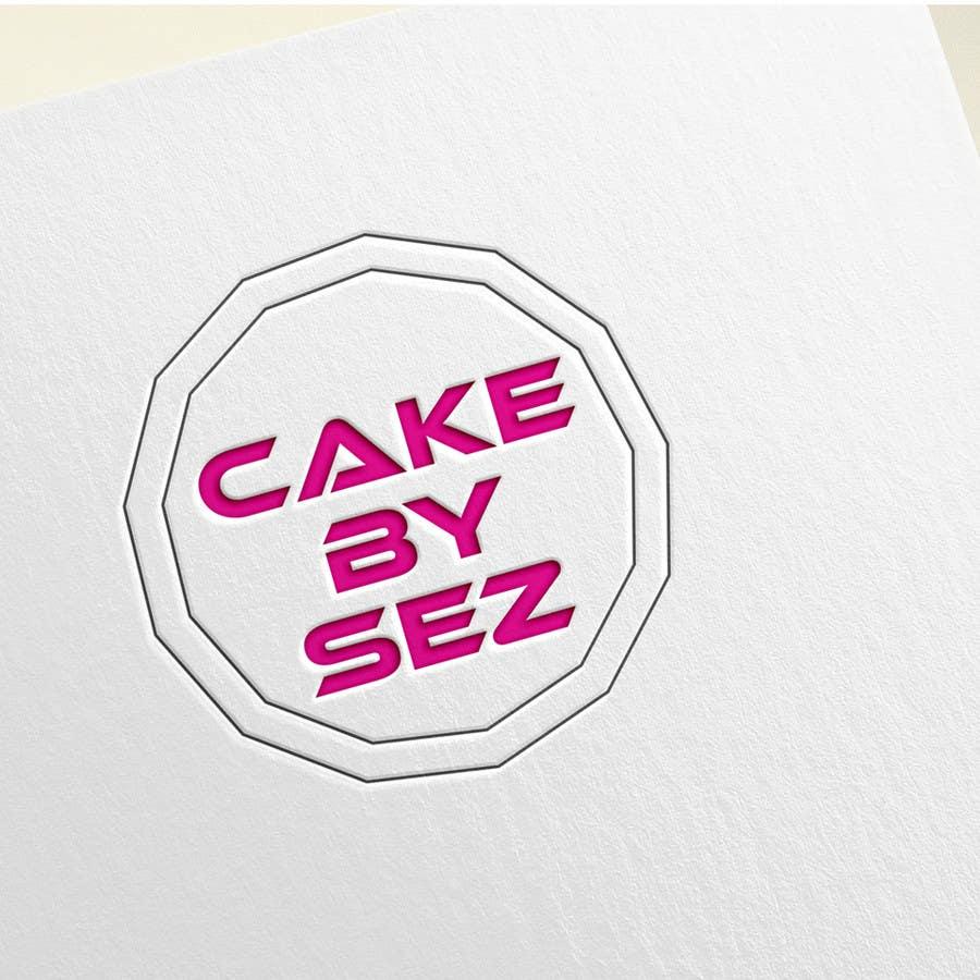 Konkurrenceindlæg #40 for Design a Logo for Cake by Sez