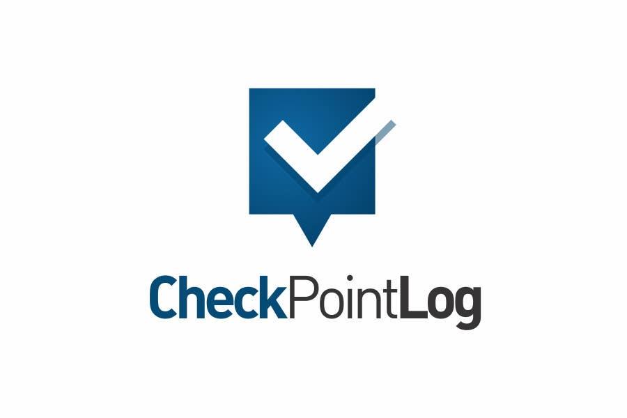 #84 for Design a Logo for Check Point Log mobile app by edvans