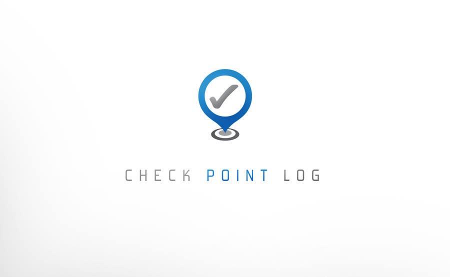 #73 for Design a Logo for Check Point Log mobile app by elliotthefford