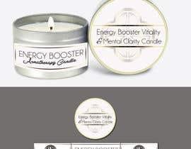 #2 cho Pack Label for Candle Range Tins bởi sandrasreckovic
