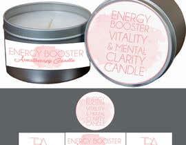 #5 untuk Pack Label for Candle Range Tins oleh sandrasreckovic