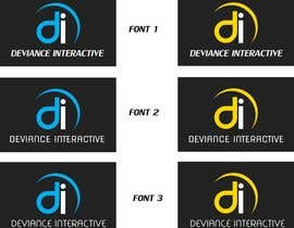 #20 for Design A Logo For Deviance Interactive by vinz1989