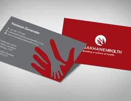 #5 untuk Design a letterhead and business cards for a health consulting company oleh teAmGrafic