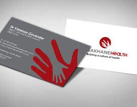 #11 for Design a letterhead and business cards for a health consulting company by teAmGrafic