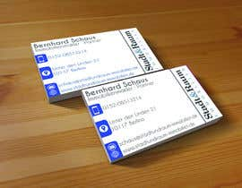 #20 untuk Simple business card design oleh CentracchioG