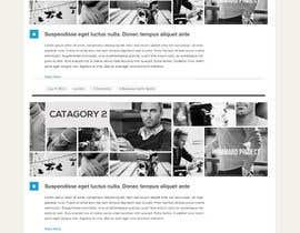 #2 for Design my portfolio page af Saadyarkhalid