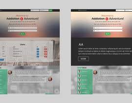 #1 for Design my portfolio page af AntiOxi