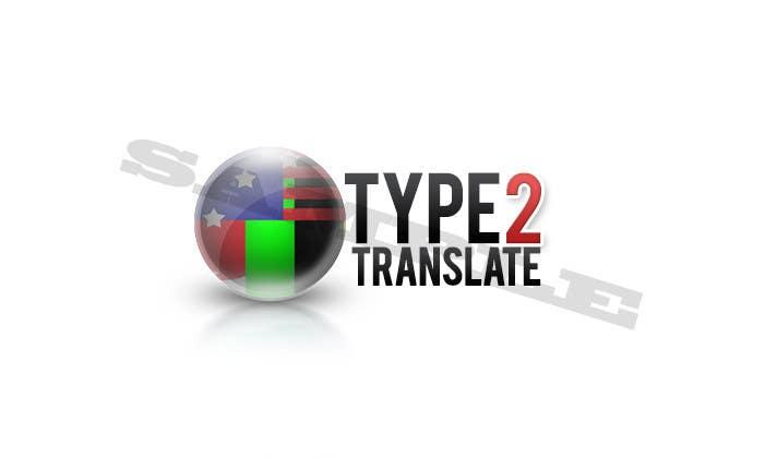 Bài tham dự cuộc thi #                                        30                                      cho                                         Design a Logo for www.type2translate.com