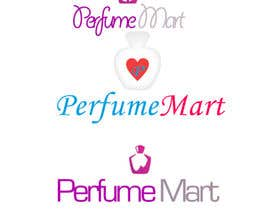 #22 untuk Design a Logo for perfume mart which is a online retail fragrance shop oleh tirumalab0