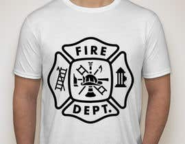 #46 untuk Design a T-Shirt for FireFashion (firefighter theme) oleh KaimShaw