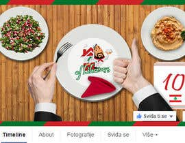 #2 cho Cover photo for Facebook - Lebanese Food Restaurant bởi Atletikos