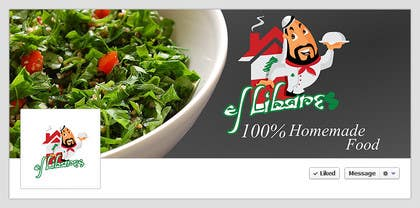 #5 cho Cover photo for Facebook - Lebanese Food Restaurant bởi rjsoni1992