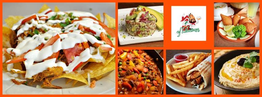 Bài tham dự cuộc thi #14 cho Cover photo for Facebook - Lebanese Food Restaurant