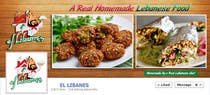 Bài tham dự #7 về Graphic Design cho cuộc thi Cover photo for Facebook - Lebanese Food Restaurant