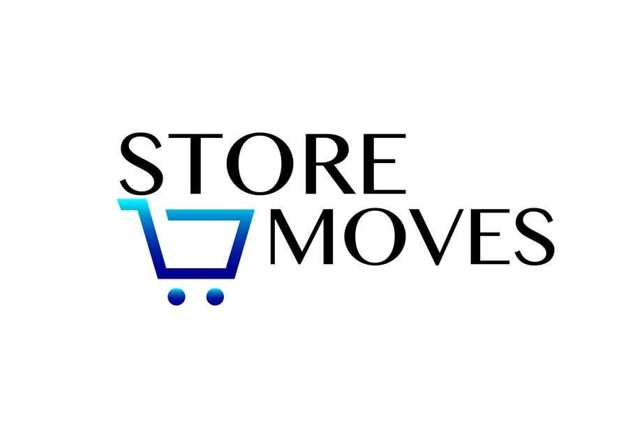 Konkurrenceindlæg #11 for Design a Logo for STOREMOVES