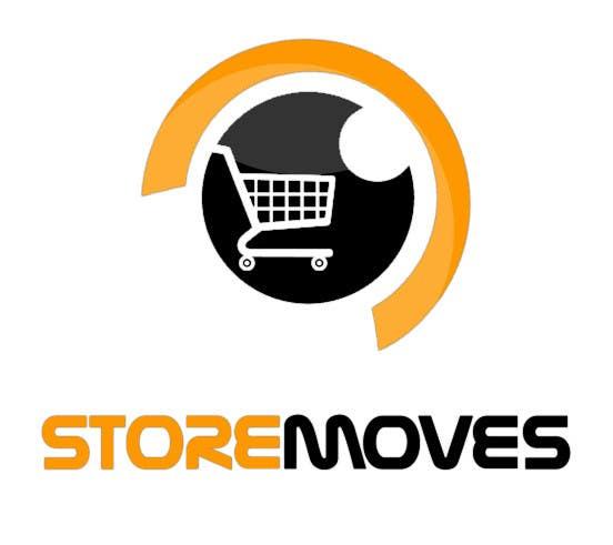 Konkurrenceindlæg #14 for Design a Logo for STOREMOVES