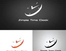 #52 for Design a Logo and Branding for a time-clock site af INITS