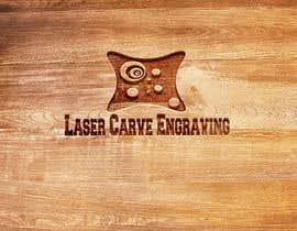 #5 untuk Design a Logo for Laser Carve Engraving oleh kangoodingoo
