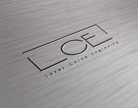 #33 untuk Design a Logo for Laser Carve Engraving oleh n24