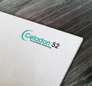 #48 untuk Design a Logo for Celadon 52 Social Media Marketing oleh eltorozzz