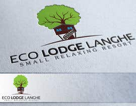 #13 for draw a logo for ECO LODGE LANGHE by HammyHS