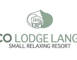 #7 for draw a logo for ECO LODGE LANGHE by DandelionLab