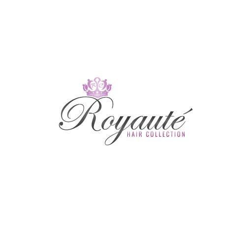 Penyertaan Peraduan #29 untuk Design a Logo for Royaute Hair Collection