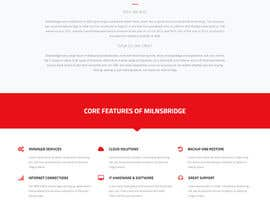 #48 cho Design a Website Mockup for Milnsbridge bởi dhanvarshini