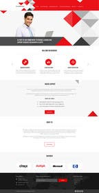 #52 cho Design a Website Mockup for Milnsbridge bởi kreativeminds