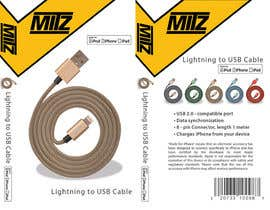 #10 for Create Packaging Designs for iPhone Cable af r35hin