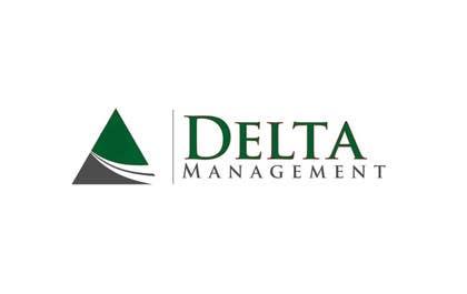 #26 for Design a Logo for Delta Management af cristinandrei