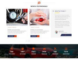 #9 for corporate website design renewal af hassanshakir