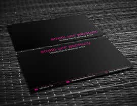 #32 untuk Design some Business Cards for Hair & Makeup Artist oleh zubair141
