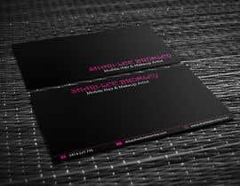 zubair141 tarafından Design some Business Cards for Hair & Makeup Artist için no 32