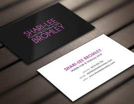 #29 for Design some Business Cards for Hair & Makeup Artist af Derard