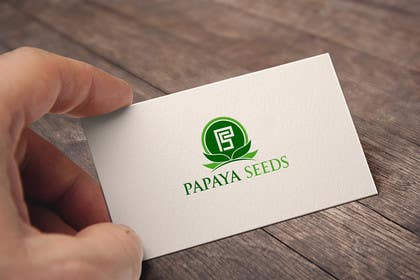 #45 untuk corporate design of a marketing company for papaya seeds oleh sdartdesign
