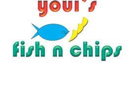 #3 untuk Design a Logo for me Youi's Fish N Chips oleh radhatharani